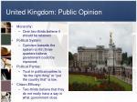 united kingdom public opinion