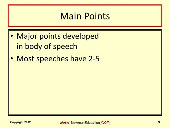 body of speech Citing sources within your speech creating your bibliography some cautions structuring an informative speech introduction body conclusion outlining an informative speech the complete sentence outline the speaking outline delivering an informative speech resources print-friendly format.