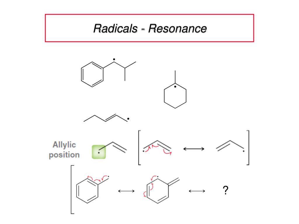 PPT - Free Radical Reactions Halogenation of Alkanes ...