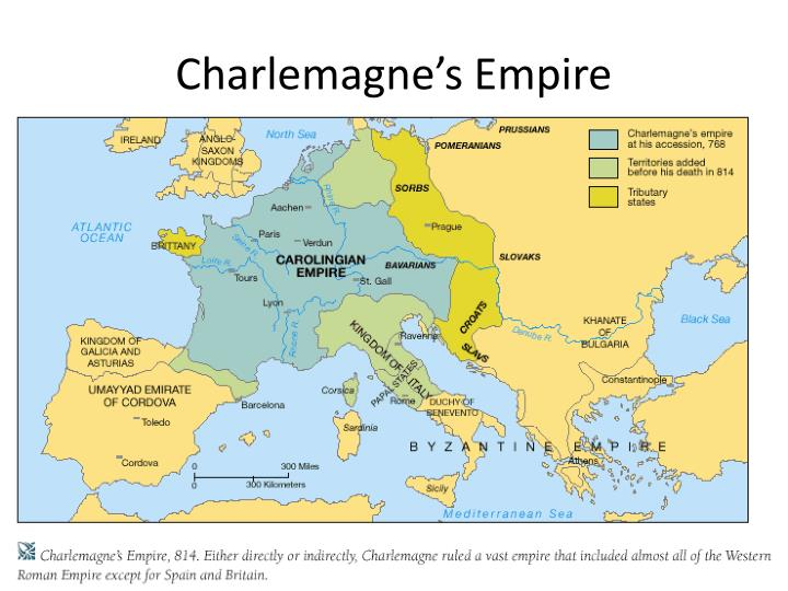 Charlemagne's Empire