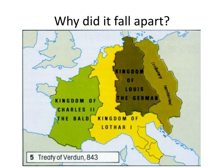 Why did it fall apart?