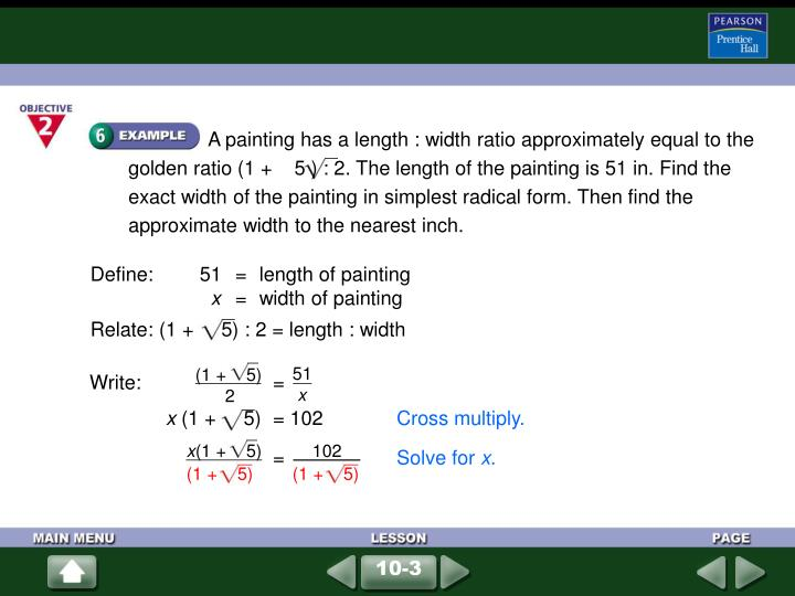 Define:51 = length of painting
