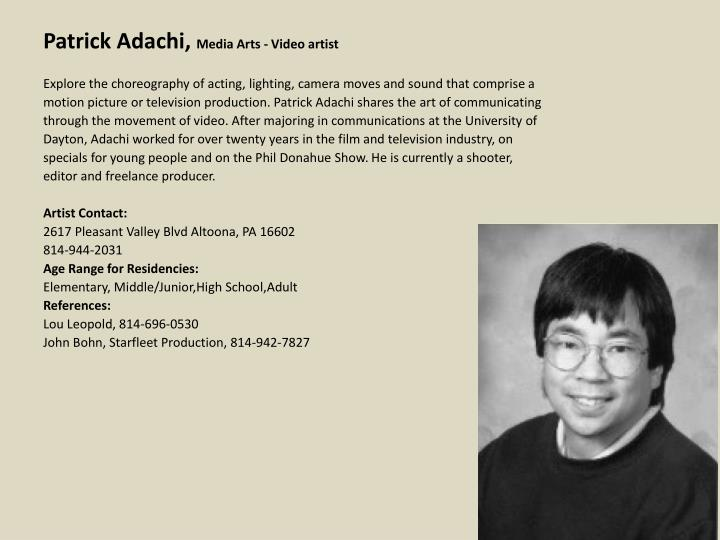 Patrick Adachi,