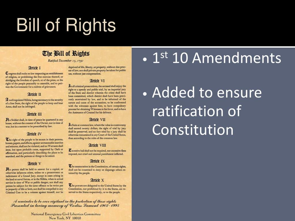 PPT - Creating the Constitution Chapter 2, Section 4 ...
