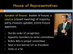 house of representatives4
