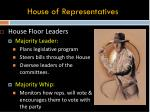 house of representatives5