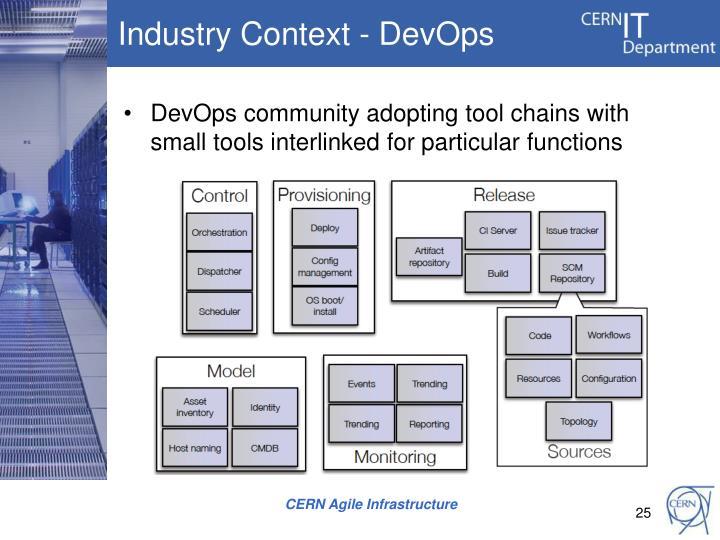Industry Context - DevOps
