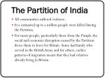 the partition of india2