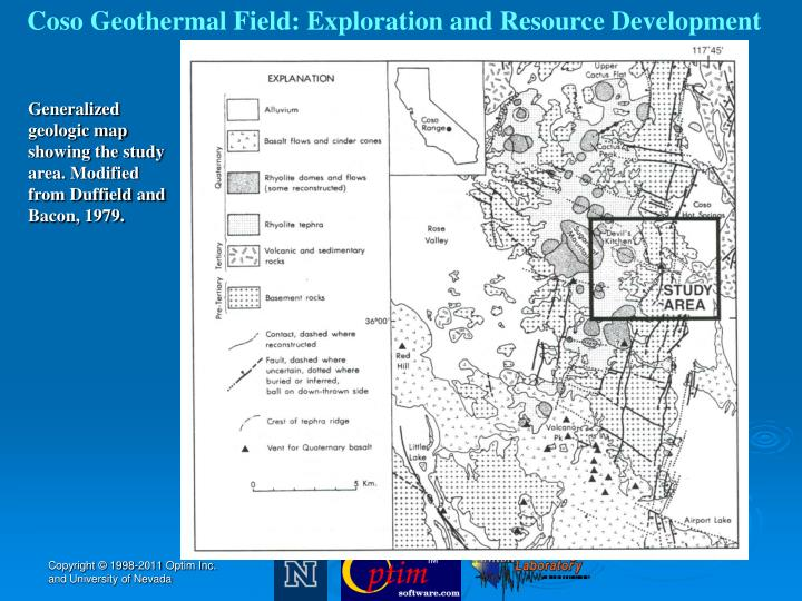 Coso Geothermal Field: Exploration and Resource Development