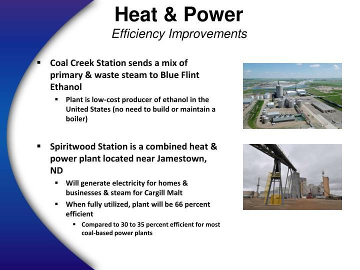 Heat & Power