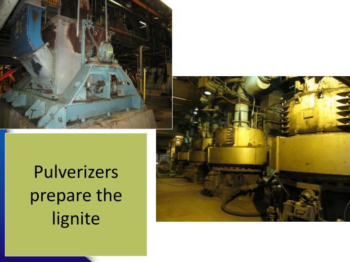 Pulverizers