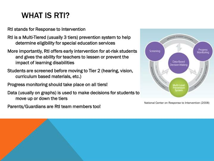 What is rti