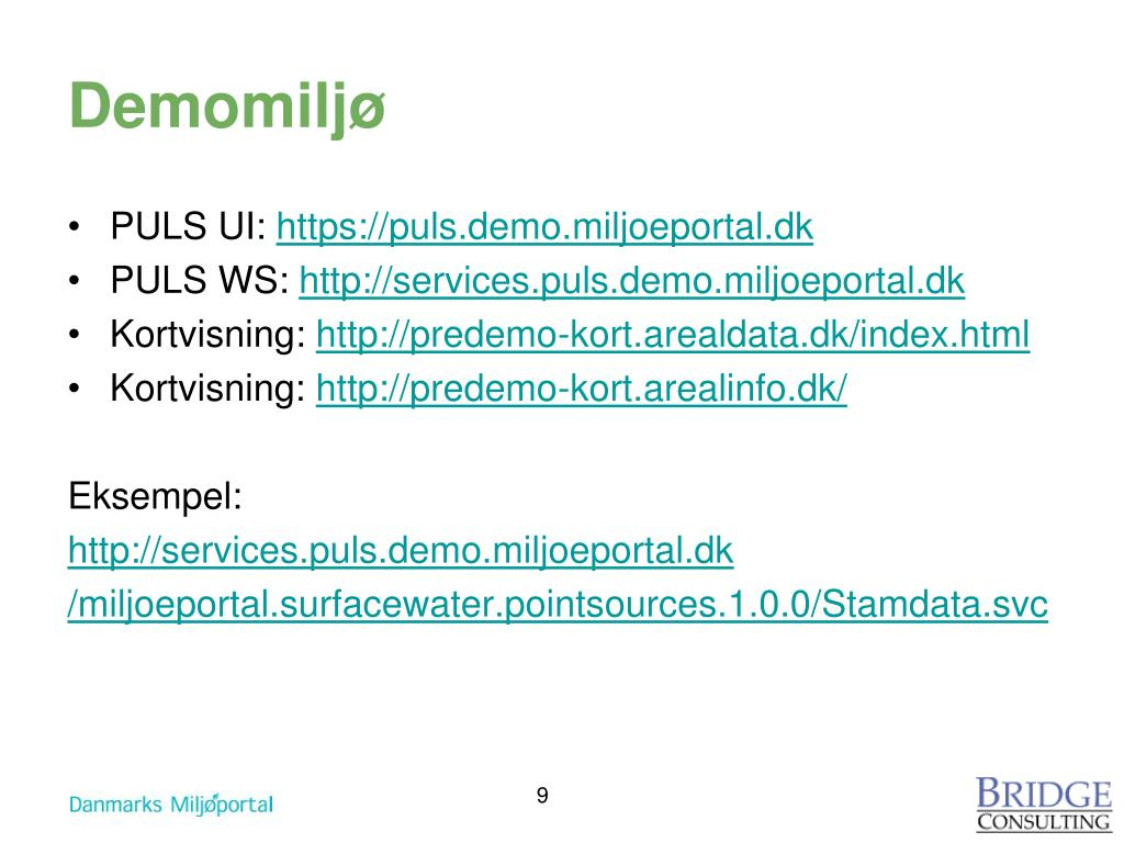 Ppt Puls Webservices 2 Marts 2012 Powerpoint Presentation Free