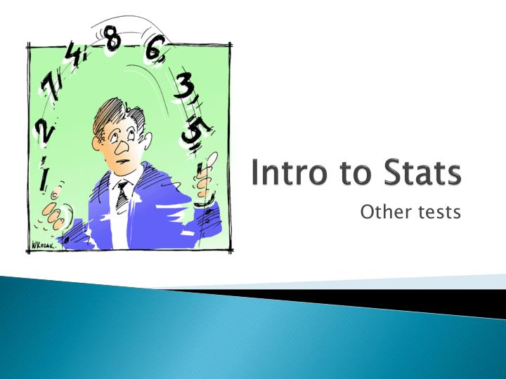 intro to stats n.
