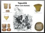 tapushik river cane basket