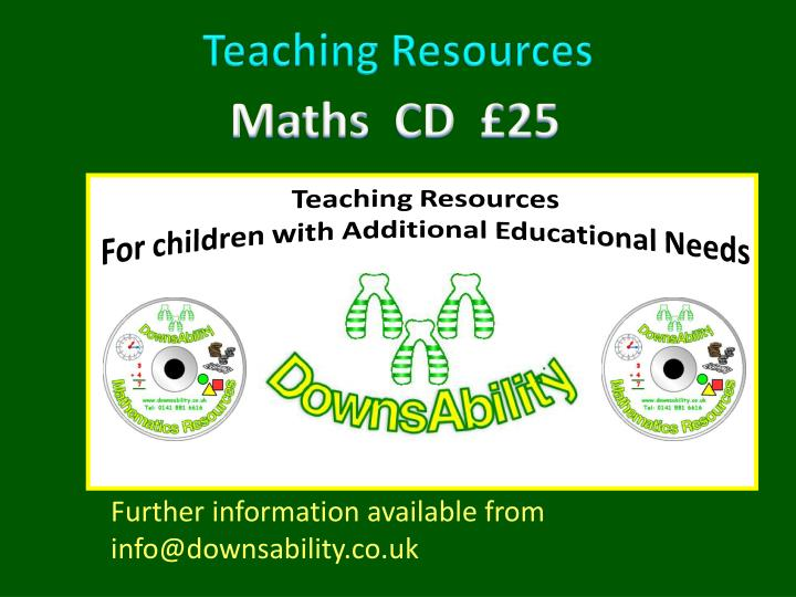 Maths cd 25