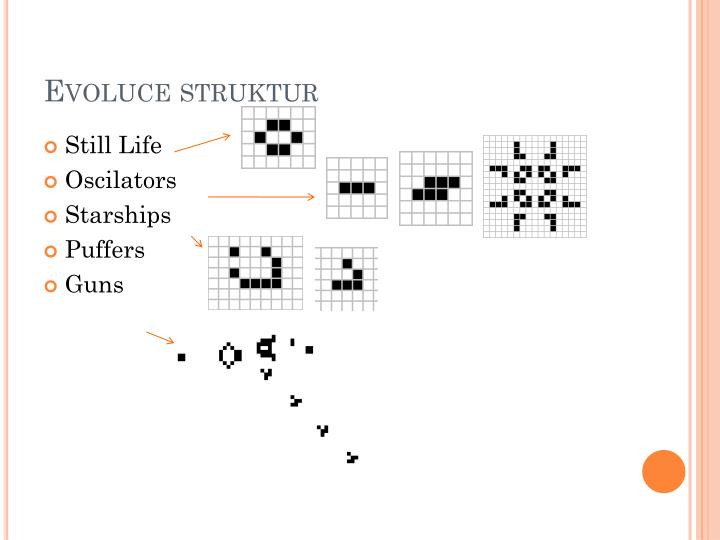 Evoluce struktur