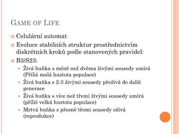 Game of life1
