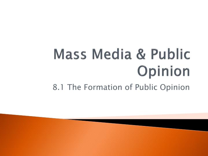 the term public opinion Bush and public opinion reviewing the bush years and the public's final verdict overview: bush and public opinion as george w bush prepares to leave the white house, the united states is in many ways dramatically different from when he took the oath of office in 2001.