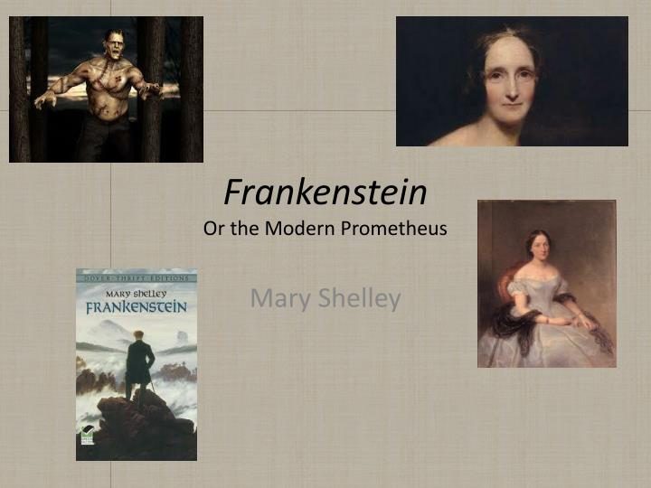 personal influences on mary shelley creation essay Mary wollstonecraft shelley endured many hardships during her life some of these included her mother dieing during childbirth, her loathing stepmother, and later in life, the death of her beloved mary shelley's novel frankenstein, was influenced by the pain she encountered in her life.
