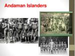 andaman islanders