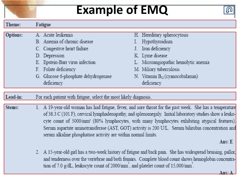 PPT - Multiple Choice Question MCQ PowerPoint Presentation