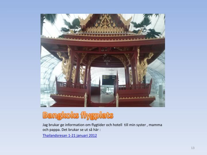 Bangkoks
