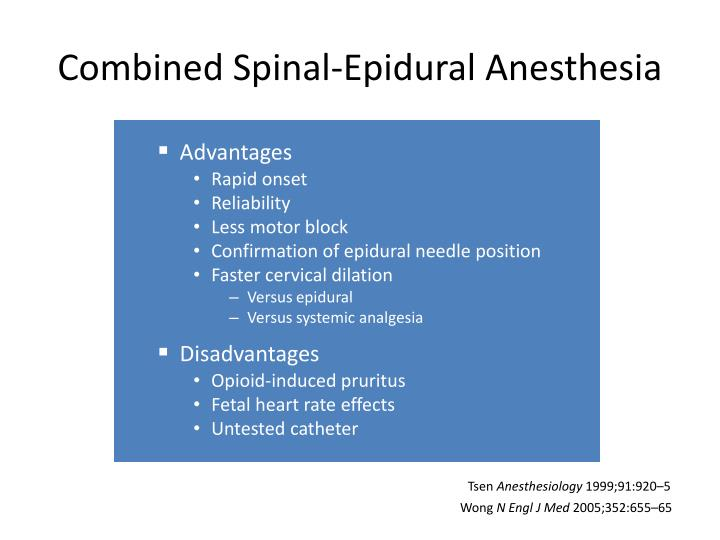 advantages and disadvantages of the epidural Epidurals can cause a backache, dizziness or shivering mothers may  experience post-procedure.