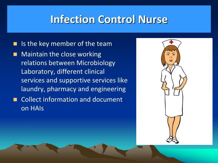 Infection Control Nurse