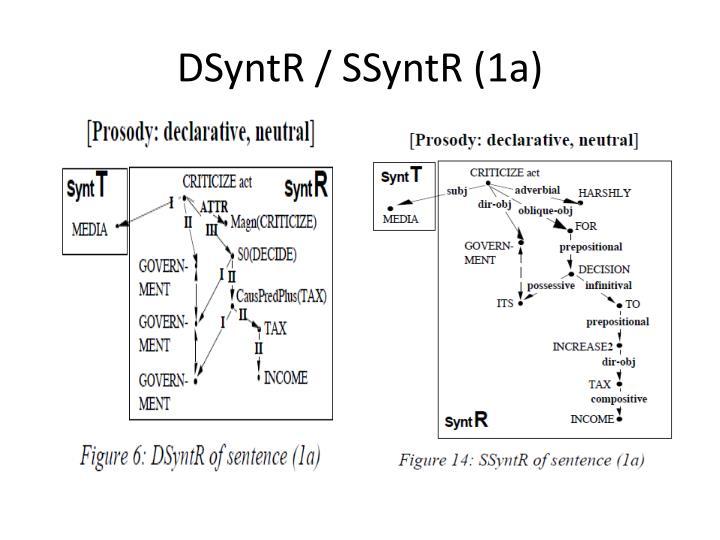 DSyntR