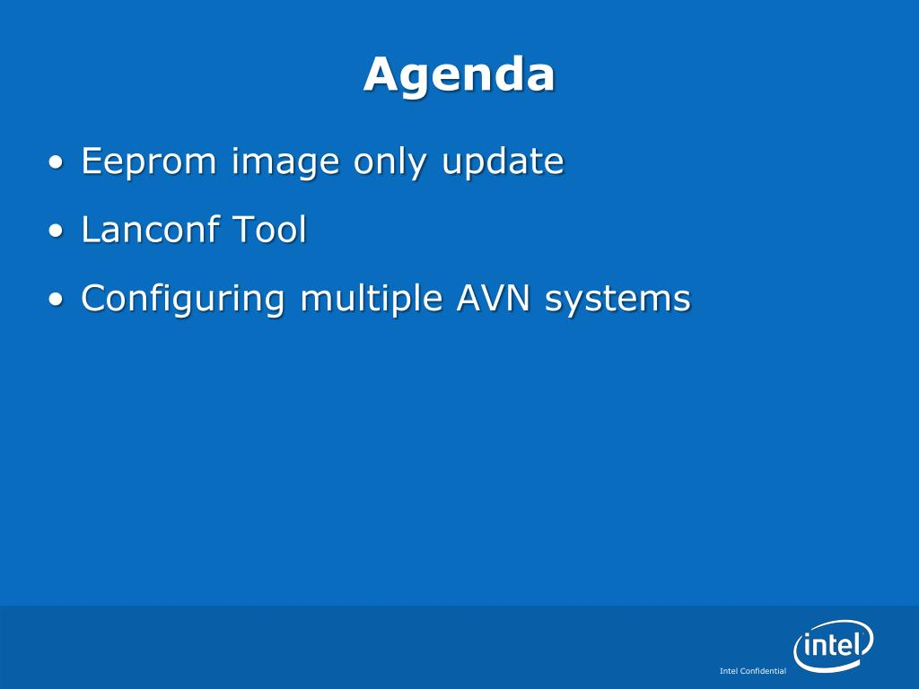 PPT - Eeprom image and Mac Address update tutorial PowerPoint