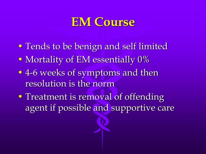 EM Course