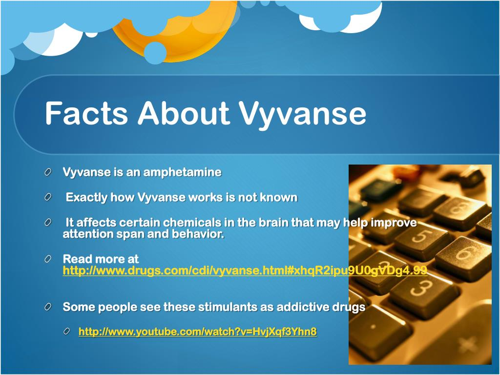 PPT - 30 Day Immersion Project ( Vyvanse ) PowerPoint Presentation ...