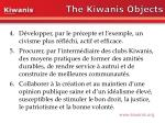 the kiwanis objects1