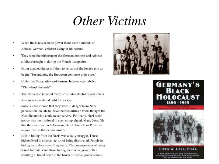 Other Victims