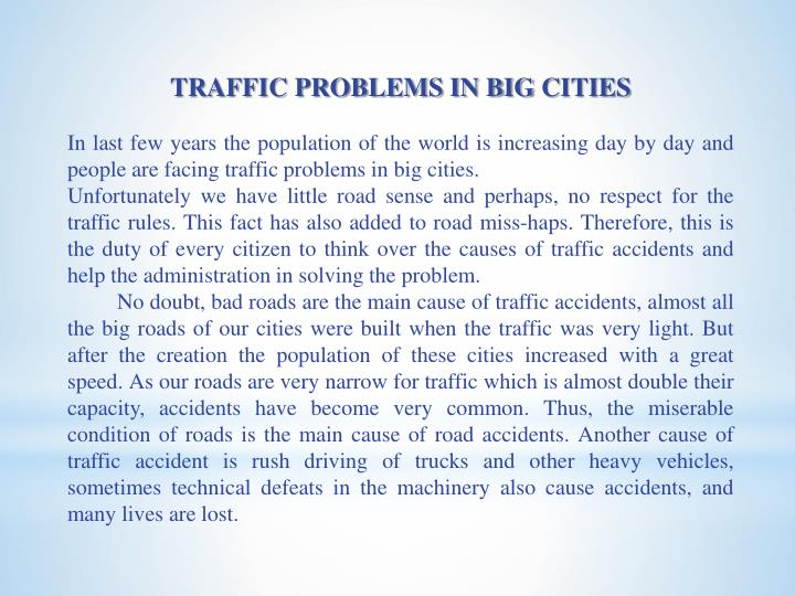 social problem in a big city Tackling social problems with big data to look through datasets of information collected by the city to approach a social problem from one.