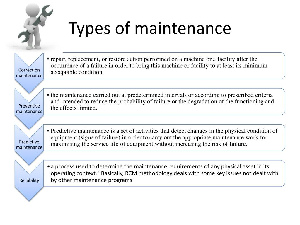 PPT - Building Preventive Maintenance Model at National