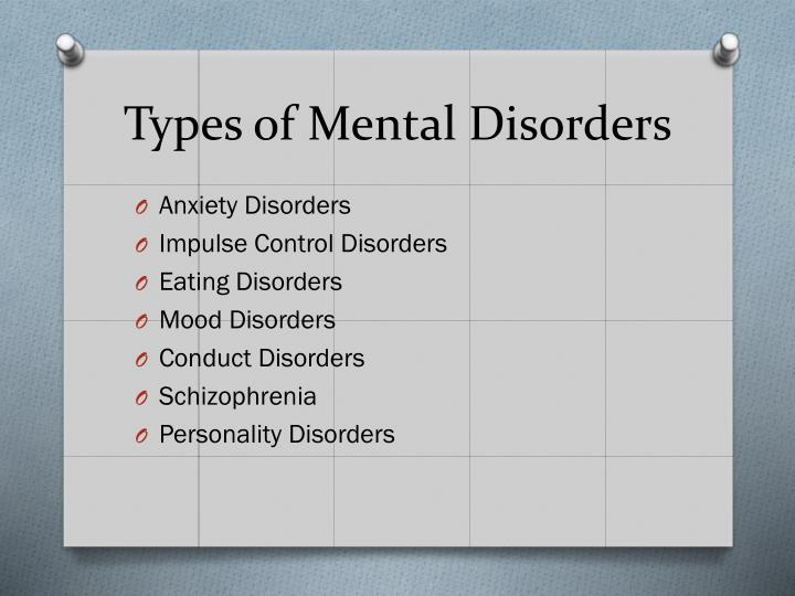 PPT - Ch. 5 Mental & Emotional Problems PowerPoint ...