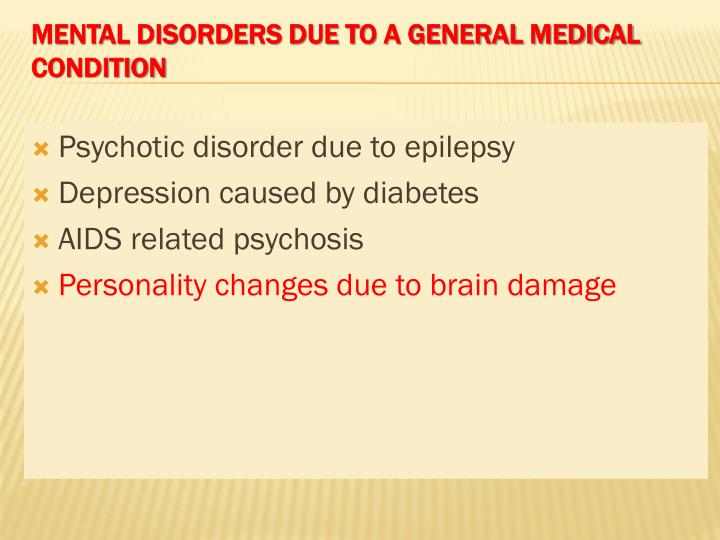 Psychotic disorder due to epilepsy