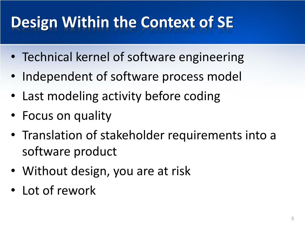 Ppt Software Design Seii Lecture 10 Powerpoint Presentation Free Download Id 1904170