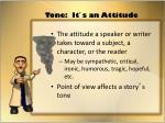 tone it s an attitude