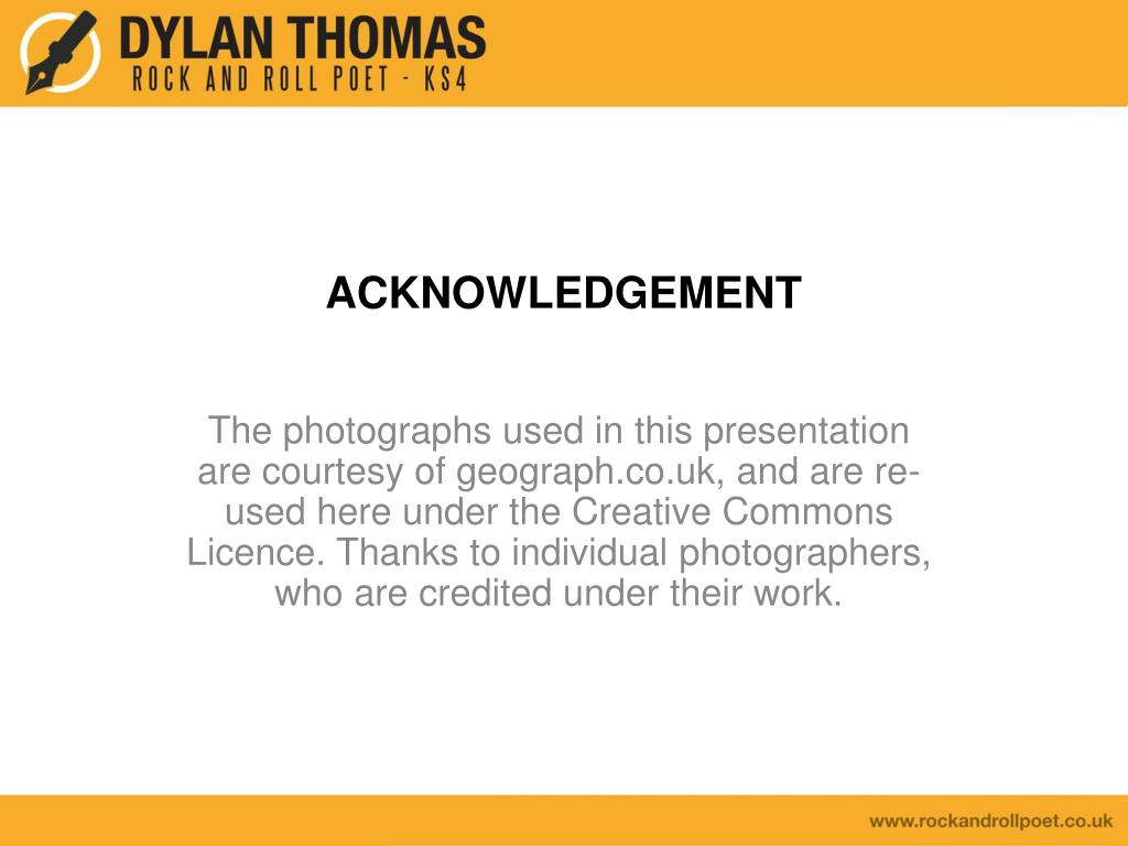 Ppt Acknowledgement Powerpoint Presentation Free Download Id 1904472