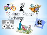 cultural change exchange
