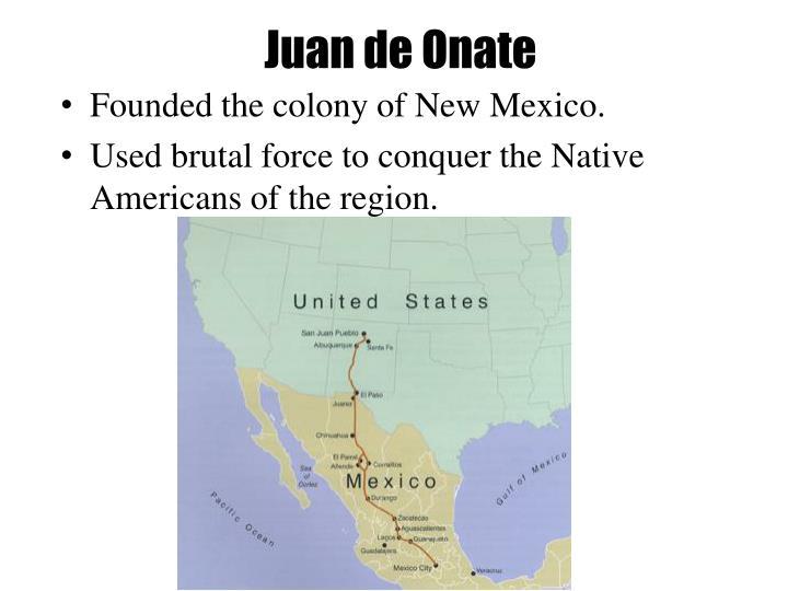 Juan de Onate