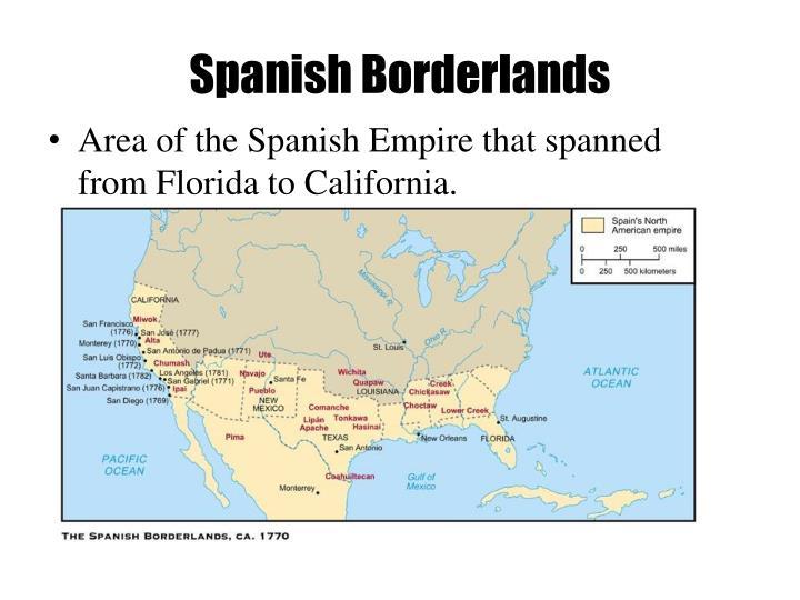 Spanish Borderlands