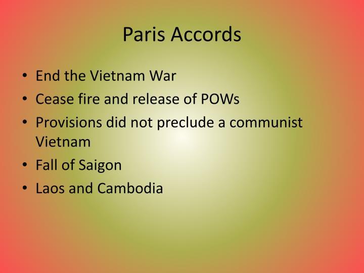 Paris Accords