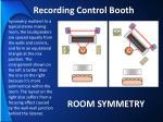 room symmetry