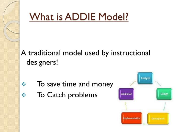 What is addie model