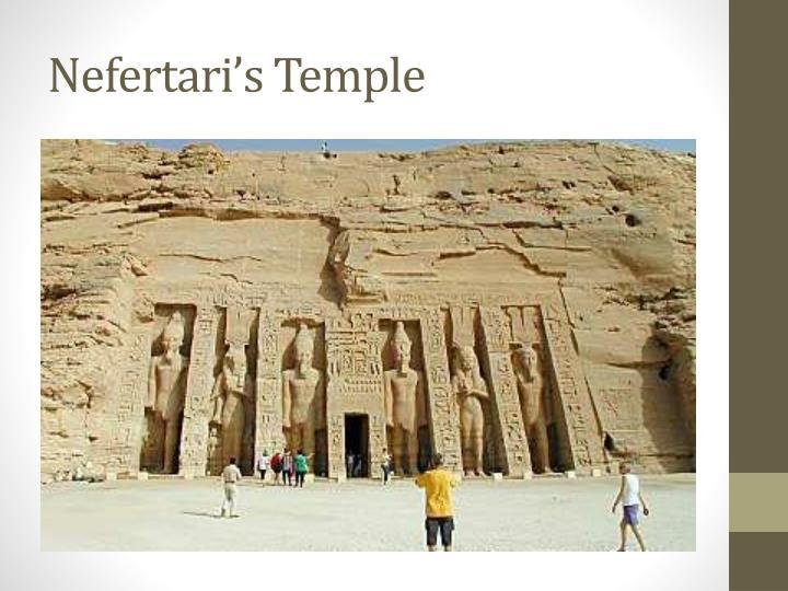 Nefertari's