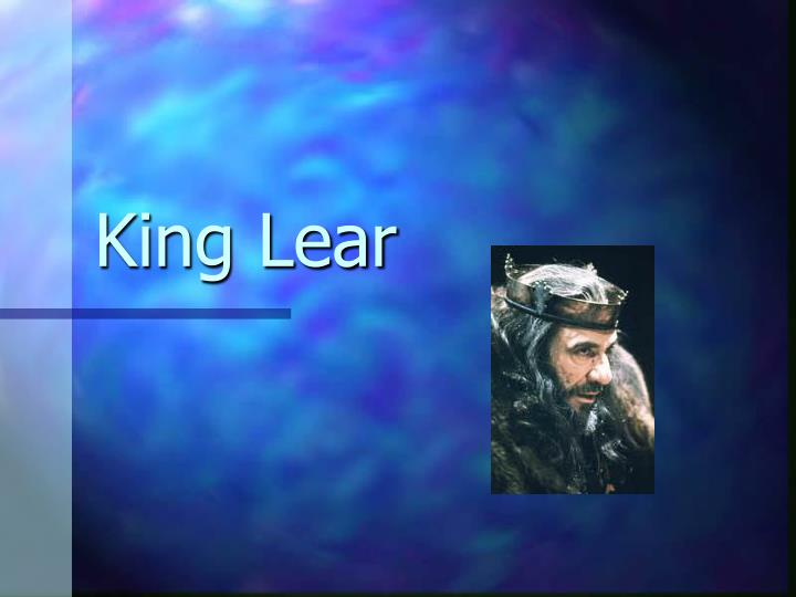king lear bonds within king King lear c1 king lear and wisdom to be found within the pages of old king despite his marriage 1 king lear ignatius press (san francisco) 2008.